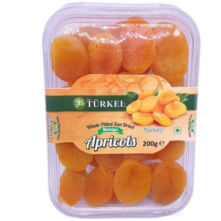 Turkel Apricots 200g