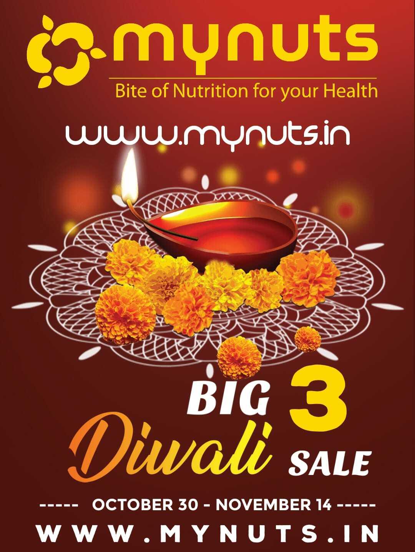 Diwali Sale Mynuts