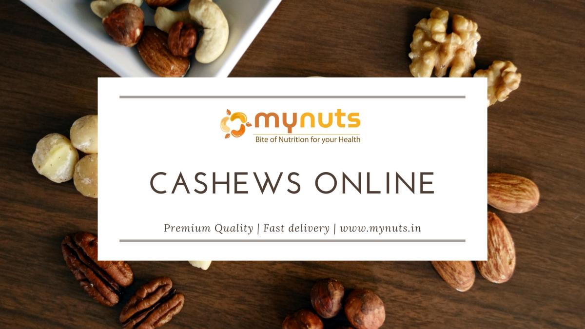 Cashews Online