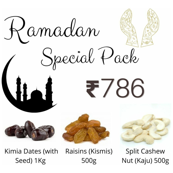 Ramadan Offer Special Pack 786 Product