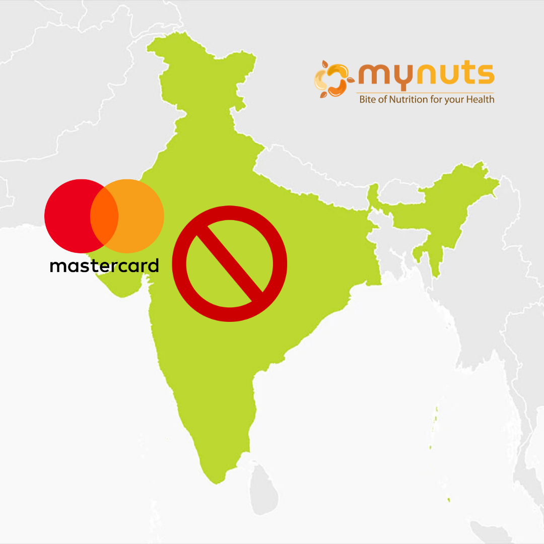 India bans Mastercard from issuing new cards from July 22, 2021